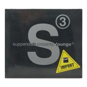 CD Supperclub Presents: Lounge 3 - Duplo Importado - Lacrado