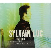 Cd Sylvain Luc - Trio Sud - Lacrado - Importado