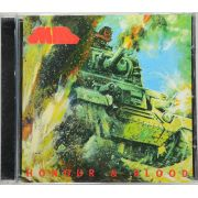 CD Tank - Honour & Blood - Importado