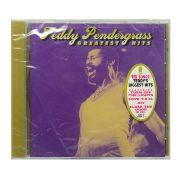 CD Teddy Pendergrass - Greatest Hits - Importado - Lacrado