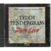 Cd Teddy Pendergrass - Pure Love - Lacrado - Importado