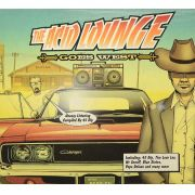 Cd The Acid Lounge - Goes West - Importado