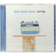 Cd The Bad Plus - Prog - Lacrado - Importado