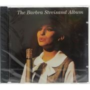 CD The Barbra Streisand Album - Importado - Lacrado