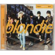Cd The Best Of Blondie - Ten Best Series - Lacrado - Importado