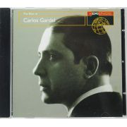 CD The Best Of Carlos Gardel - Hemisphere - Importado