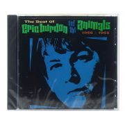 CD The Best Of Eric Burdon And The Animals 1966-1968 - Importado - Lacrado
