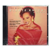 CD The Best Of Gladys Knight & The Pips - Importado - Lacrado