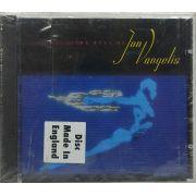 Cd The Best Of Jon And Vangelis - Lacrado - Importado