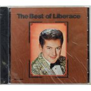CD The Best Of Liberace - Lacrado - Importado