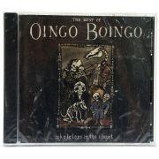 CD The Best Of Oingo Boingo - Skeletons In The Closet - Importado - Lacrado