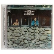 CD The Byrds - The Notorious Byrd Brothers - Importado - Lacrado