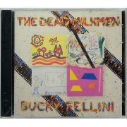 CD The Dead Milkmen - Bucky Fellini - Lacrado - Importado