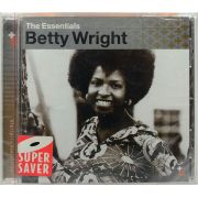 CD The Essentials Betty Wright - Lacrado - Importado