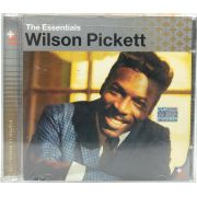 Cd The Essentials - Wilson Pickett - Lacrado - Importado