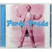 CD The Greatest Hits Perez Prado  - Lacrado - Importado