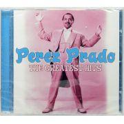 CD The Greatest Hits Perez Prado  - Lacrado - Importado