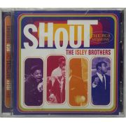 CD The Isley Brothers - Shout - The RCA Sessions - Lacrado - Importado