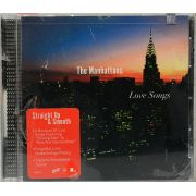 CD The Manhattans - Love Songs - Lacrado - Importado