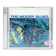 CD The Moody Blues - Live At The BBC 1967-1970 - Importado - Lacrado
