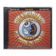 CD The Nighthawks - Blue Moon In Your Eye - Duplo: CD + DVD - Importado - Lacrado