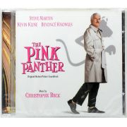 CD The Pink Panther Soundtrack Christophe Beck - Lacrado - Importado