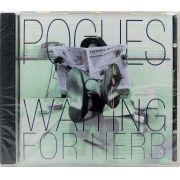 CD The Pogues - Waiting For Herb  - Lacrado - Importado