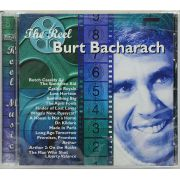 CD The Reel Burt Bacharach - Lacrado - Importado