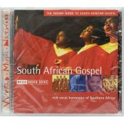 CD The Rough Guide To South African Gospel - Lacrado - Importado