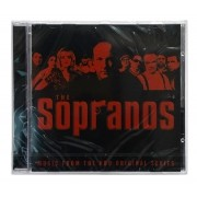 CD The Sopranos - Original Soundtrack - Importado - Lacrado