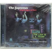 CD The Supremes - Sing Rodgers & Hart - Lacrado - Importado