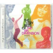 CD The Very Best Of The 5th Dimension - Lacrado - Importado