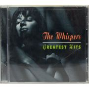 CD The Whispers - Greatest Hits - Lacrado - Importado
