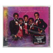 CD The Whispers - Imagination - Importado - Lacrado
