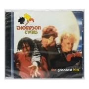 CD Thompson Twins - The Gratest Hits - Importado - Lacrado