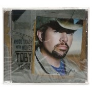 CD Toby Keith - White Trash With Money - Importado - Lacrado