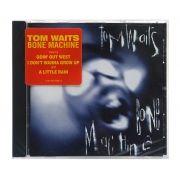 CD Tom Waits - Bone Machine - Importado - Lacrado
