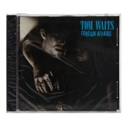 CD Tom Waits - Foreign Affairs - Importado - Lacrado