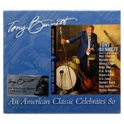 CD Tony Bennett - Playin With My Friends: Bennett Sings the Blues - Importado - Lacrado