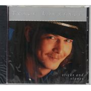 Cd Tracy Lawrence - Sticks And Stones - Lacrado - Importado
