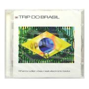 Cd Trip do Brasil - When Brazilian Vibes Meet Electronic Beatz - Importado - Lacrado