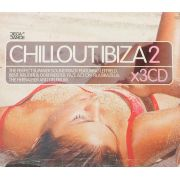 CD Triplo Decadance Chillout Ibiza 2 - Lacrado - Importado