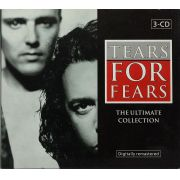 CD Triplo Tears For Fears - The Ultimate Collection - Importado