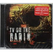 CD Tv On The Radio - Return To Cookie Mountain - Lacrado - Importado