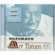 Cd Ultimate Art Tatum - Hank Jones - Lacrado - Importado
