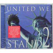 Cd United We Stand Vol 2 - Don Mclean Johnny Cash - Lacrado - Importado