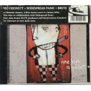 CD Vic Chesnutt Brute - Nine High A Pallet - Importado