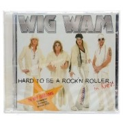 CD Wig Wam - Hard To Be A Rock'n Roller in Kiev - Importado - Lacrado