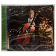 CD Yo-Yo Ma - The Dvorak Album - Importado - Lacrado