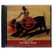 CD Zodiac Mindwarp - One More Knife - Importado Alemanha - Lacrado